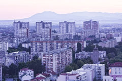 Zagreb, Croatia imagenes de archivo