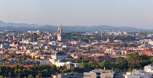 Zagreb, Croatia foto de archivo libre de regalías