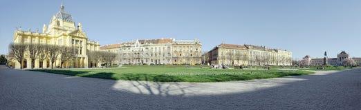 Zagreb, Croatia Royalty Free Stock Photos