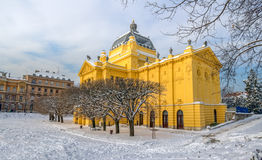 Zagreb - Croatia Royalty Free Stock Image