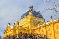 Zagreb - Croatia Royalty Free Stock Images