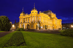 Zagreb. Croatia. Stock Photo
