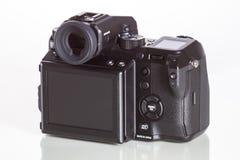 28. 05. 2017, Zagreb, CROATIA: Fujifilm GFX 50S, 51 megapixels,. Fujifilm GFX 50S, 51 megapixels, medium format sensor digital camera with 3.2″ tilt screen on Stock Images
