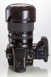 28. 05. 2017, Zagreb, CROATIA: Fujifilm GFX 50S, 51 megapixels,. Fujifilm GFX 50S, 51 megapixels, medium format sensor digital camera with 32-64 mm G-mount lens Royalty Free Stock Photography