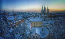 Zagreb, Croatia Royalty Free Stock Image