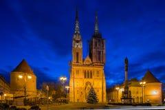 Zagreb, Croatia. Royalty Free Stock Images