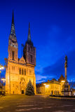 Zagreb, Croatia. Stock Photo