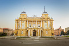 Zagreb Royalty Free Stock Image