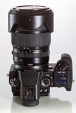 28 05 2017, Zagreb, CROATIE : Fujifilm GFX 50S, 51 megapixels, Photographie stock libre de droits
