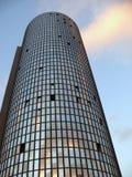 Zagreb - de moderne bouw Stock Foto's