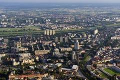 Zagreb del aire foto de archivo