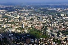 Zagreb del aire imágenes de archivo libres de regalías