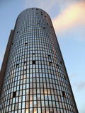 Zagreb - edificio moderno Fotos de archivo