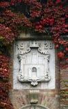 Zagreb, escudo de armas imagen de archivo libre de regalías
