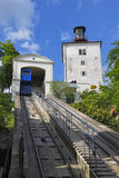 Zagreb Funicular Stock Photography