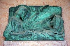 Zagreb główny cmentarniany Mirogoj, szczegóły Obraz Royalty Free