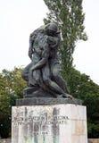 Zagreb główny cmentarniany Mirogoj, szczegóły, Chorwacja, 36 Zdjęcie Royalty Free