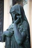 Zagreb główny cmentarniany Mirogoj, szczegóły, Chorwacja, 25 Obrazy Royalty Free