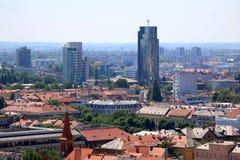 Zagreb, Kroatië royalty-vrije stock foto's