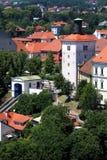 Zagreb, Kroatië royalty-vrije stock fotografie