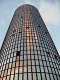 Zagreb - modernes Gebäude Stockfotografie