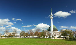 Zagreb Mosque Royalty Free Stock Photos