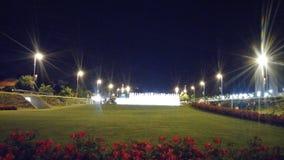 Zagreb stadsspringbrunnar Royaltyfri Fotografi