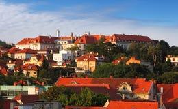 Zagreb - Zvjezdarnica royalty-vrije stock afbeelding