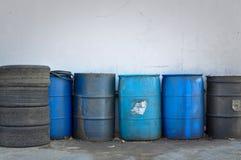 zagrożenie odpady Obraz Royalty Free