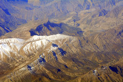 Zagros Mountains, Iran Stock Photo