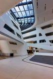 Zaha Hadid - αρχιτεκτονική Στοκ Εικόνες