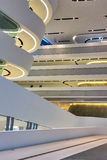 Zaha Hadid - architectuur Stock Afbeeldingen
