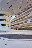 Zaha Hadid - Architektur Stockfotografie