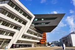 Zaha Hadid - Architektur Lizenzfreie Stockfotografie