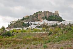 Zahara de la Serra Imagem de Stock