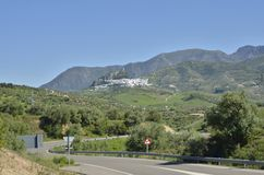Zahara de la Sierra Images stock