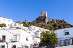 Zahara de la Sierra, Royalty Free Stock Photography