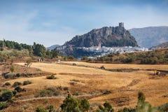 Zahara de la Sierra, Cadiz Royalty Free Stock Photography