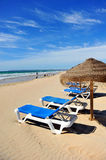 Zahara de los Atunes beach, Cadiz province, Spain Stock Images