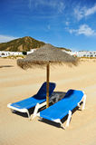Zahara de los Atunes beach, Cadiz province, Spain Stock Photos