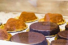 Zaher蛋糕在商店 库存照片