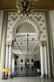 Zahir meczet a K masjid Zahir w Kedah Zdjęcia Stock