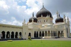 Zahir Mosque stock photo