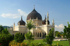 The Zahir Mosque Royalty Free Stock Photo