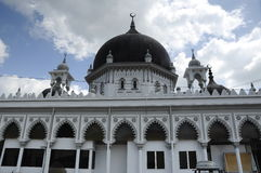 Zahir Mosque a.k.a Masjid Zahir in Kedah Stock Photo