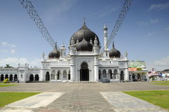 Zahir Mosque a K um Masjid Zahir em Kedah Foto de Stock Royalty Free