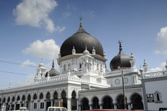 Zahir Mosque a K um Masjid Zahir em Kedah Fotografia de Stock