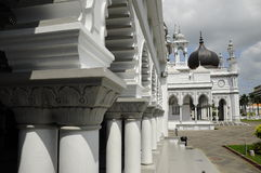 Zahir Mosque a k un Masjid Zahir dans Kedah Images stock