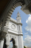 Zahir Mosque a k un Masjid Zahir in Kedah Fotografie Stock