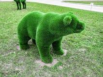 Zahl eines Bären Stockfotografie